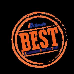 ABank Best Logo